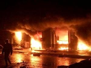 Các vụ cháy gần đây gây thiệt hại lớn ở Việt Nam và thế giới