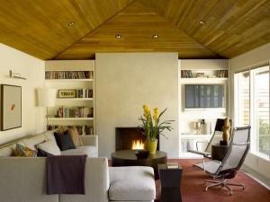 Tạo không gian rộng cho phòng khách nhỏ hẹp
