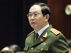 """Bộ trưởng Bộ Công an: Quyết không để tồn tại """"vùng cấm"""""""