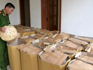Cảnh giác với bim bim giá rẻ có nguồn gốc Trung Quốc