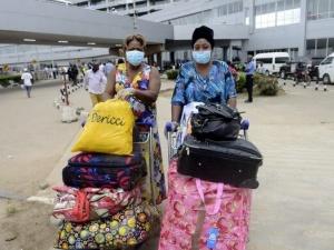 Nigeria thoát dịch Ebola