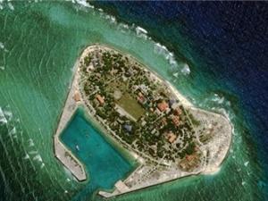 Tình hình Biển Đông ngày 21/10: Trung Quốc đang mở rộng gấp đôi diện tích đảo ở Trường Sa