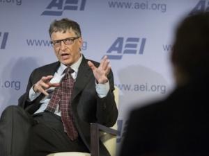 Bill Gates: 'Giàu có không phải tội lỗi'
