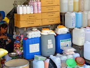 'Bom' hóa chất trong các khu dân cư ở TP.HCM
