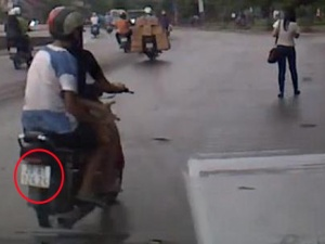 Cặp đôi 9x chuyên cướp túi xách của phụ nữ đi đường
