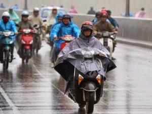 Dự báo thời tiết hôm nay ngày 22/10: Trưa chiều Bắc bộ giảm mưa dông, trời âm u
