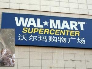 Dòi 'lúc nhúc' trong thịt bò của siêu thị Walmart