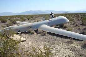 Máy bay không người lái của Mỹ rơi ở sân bay Niger