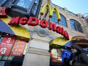McDonald bị thất sủng tại Mỹ, vì đâu nên nỗi ?