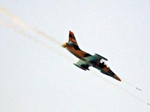 Quân đội Syria tiêu diệt hai chiếc máy bay mà IS cướp được