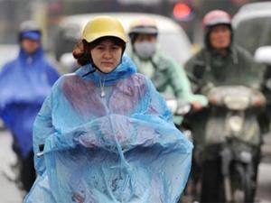 Dự báo thời tiết ngày mai 24/10: Mưa dông quay trở lại Bắc Bộ