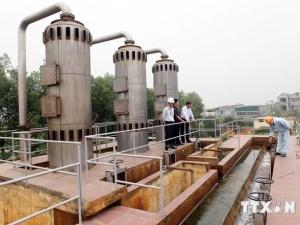 Hà Nội chi gần 170 tỷ đồng xây dựng công trình nước sạch liên xã