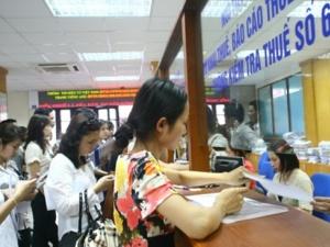 Hà Nội chính thức nộp thuế điện tử