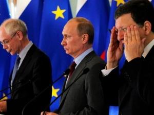 Tình hình Ukraine :EU kêu gọi Nga giúp ổn định tình hình Ukraine