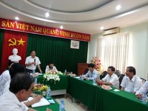 Tọa đàm về hoạt động trong lĩnh vực Tiêu chuẩn ĐLCL với các tỉnh, thành phố  vùng Đồng Bằng SCL