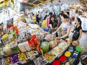 Bánh kẹo giả chứa nhiều thành phần độc hại