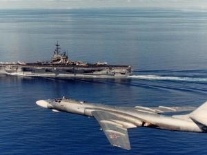 Chiến đấu cơ của NATO chặn máy bay do thám Nga trên biển Baltic