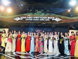 Những gương mặt sáng giá cuộc thi hoa hậu Việt Nam 2014 khu vực miền Bắc