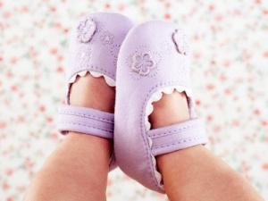 Những mẫu giày xinh cho các thiên thần nhỏ