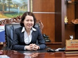 Bà Nguyễn Minh Thu làm Chủ tịch Ocean Bank