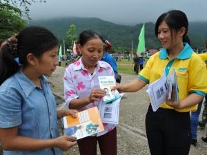 Gần 70.000 người dân vùng khó khăn được thăm khám sức khỏe miễn phí