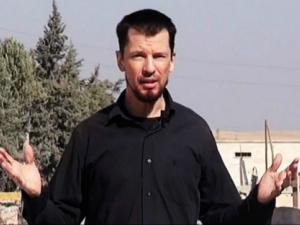 IS dùng phóng viên Anh 'dựng vở kịch truyền thông' chống Mỹ