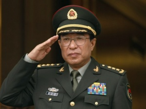 Cựu phó chủ tịch quân ủy trung ương nhận hối lộ