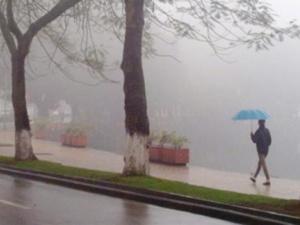 Dự báo thời tiết ngày mai 30/10: Đông bắc bộ có mưa rào rải rác, sáng sớm có sương mù nhẹ