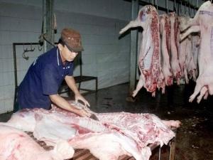 Yêu cầu công khai danh sách các cơ sở bơm nước vào thịt gia súc
