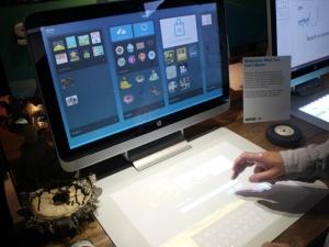 Máy tính All in one HP Sprout độc đáo ra mắt thị trường