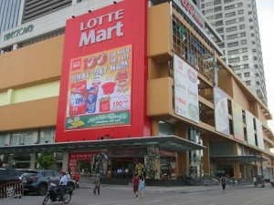 Lotte Mart bán trứng vịt muối Ba Huân mới sản xuất đã bốc mùi thối