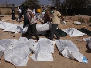 Phát hiện xác 150 người Sunni trong vụ ISIS thảm sát ở Anbar