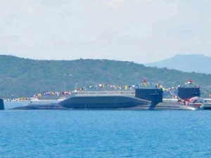 Đem tàu ngầm hạt nhân sang vùng Vịnh, Trung Quốc muốn răn đe Mỹ?