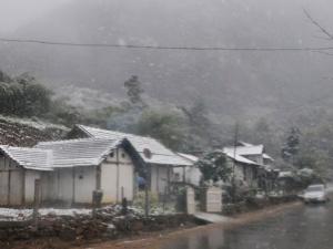 Sapa năm nay vẫn có tuyết rơi?