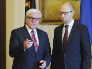 Đức cảnh cáo cả Nga và Ukraine về tình hình Ukraine