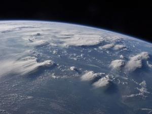 Hình ảnh tuyệt đẹp của Trái Đất nhìn từ Trạm vũ trụ Quốc Tế