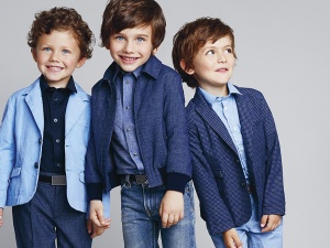 Những mẫu áo khoác mùa đông 2014 mới nhất cho bé trai