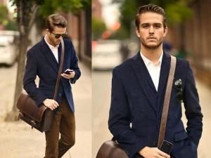 Những mẫu áo khoác nam 'hot' nhất