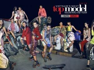 Vietnam's Next Top Model 2014: Ấn tượng buổi chụp hình thử thách chuyển động