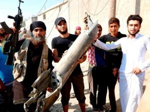 IS bắn hạ chiến đấu cơ quân chính phủ Syria ở tỉnh Deir al-Zour