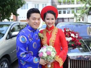 """Lễ ăn hỏi bằng """"siêu xe"""" của ca sỹ Lam Trường"""