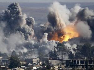 Mỹ tiếp tục dội bọm xuống Kobani nhưng khó tiêu diệt IS