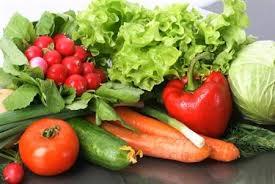Những loại rau củ quả chứa độc tố tự nhiên