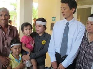 5 Công an đánh chết người ở Phú Yên: 'Bộ 3' đòi 'xử' luật sư