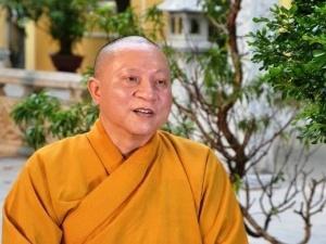 Clip sex nghi của sư Thích Chúc Minh: Giáo hội phật giáo nói gì?