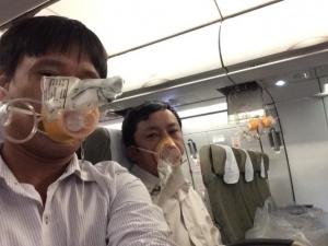 Điều tra sự cố máy bay Vietnam Airlines hạ cánh khẩn cấp