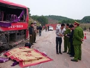 Tai nạn xe khách làm 18 người thương vong ở Quảng Ninh: Khởi tố điều tra