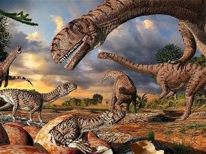 Bí ẩn đằng sau sự tuyệt chủng của loài khủng long