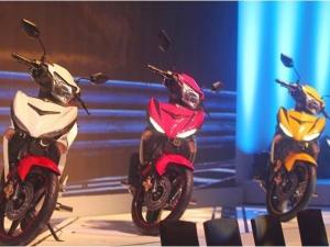 Ra mắt 'hàng hot' Yamaha exciter 150 tại Việt Nam
