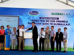 Chuẩn mực mới cho nguồn nguyên liệu sữa Việt Nam